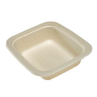 Bandeja Celulosa termosellable 1/8 Gastronorm 160x130x36