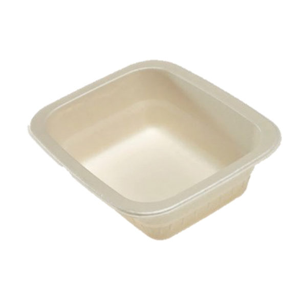 Bandeja Celulosa termosellable 1/8 Gastronorm 160x130x48