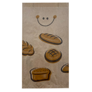 Bolsas de papel Pan y bollería