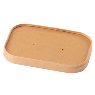 Tapa Carton+pp Envase rectangular 500/750/1000 ml.