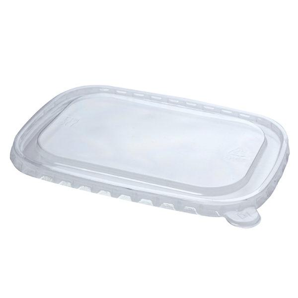 Tapa PP Envase rectangular 500/750/1000 ml.