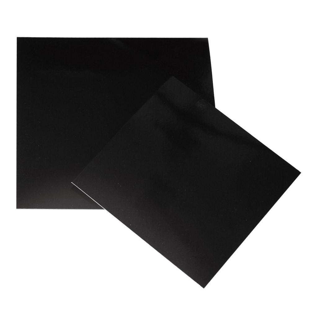 Bases de cartón negro formatos especiales a medida para pastelería
